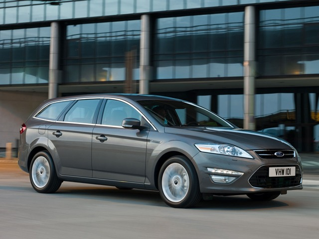 Ford Mondeo 2.3 2012 photo - 4