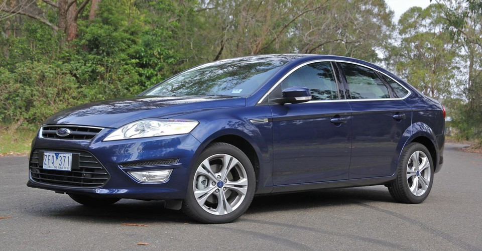 Ford Mondeo 2.3 2012 photo - 5