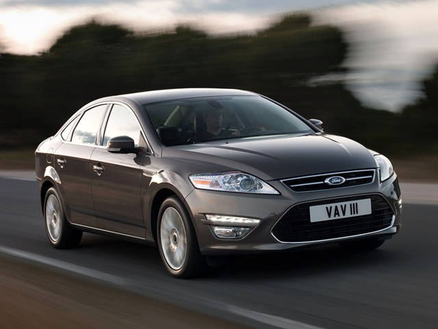 Ford Mondeo 2.3 2013 photo - 3