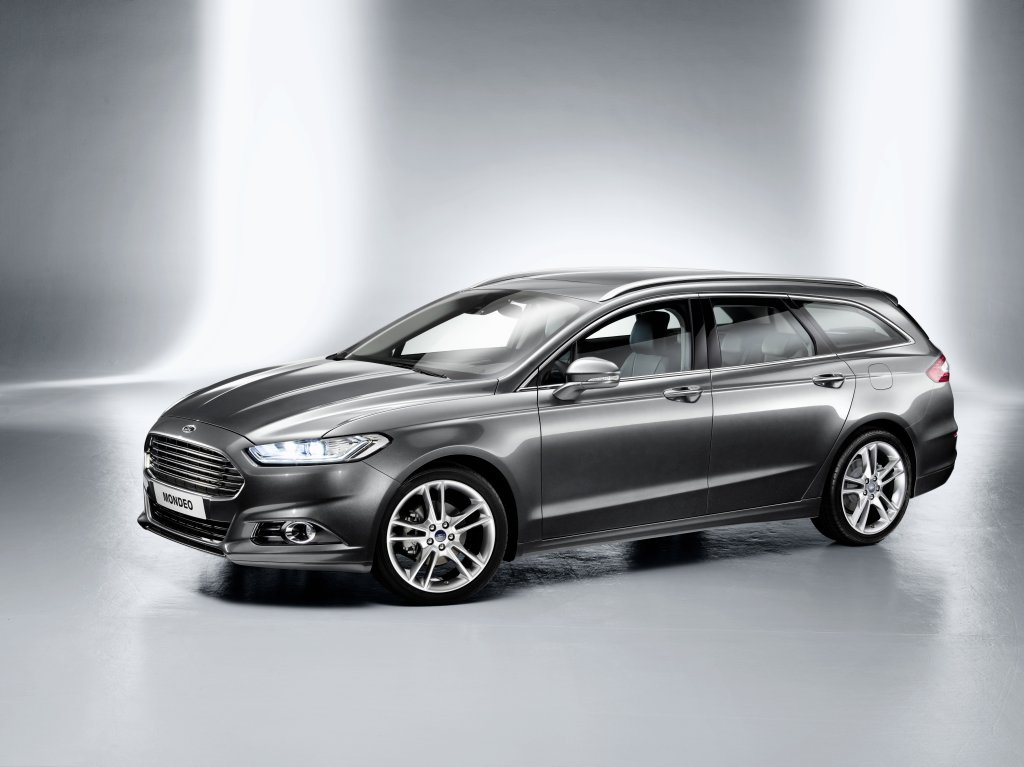 Ford Mondeo 2.3 2013 photo - 5
