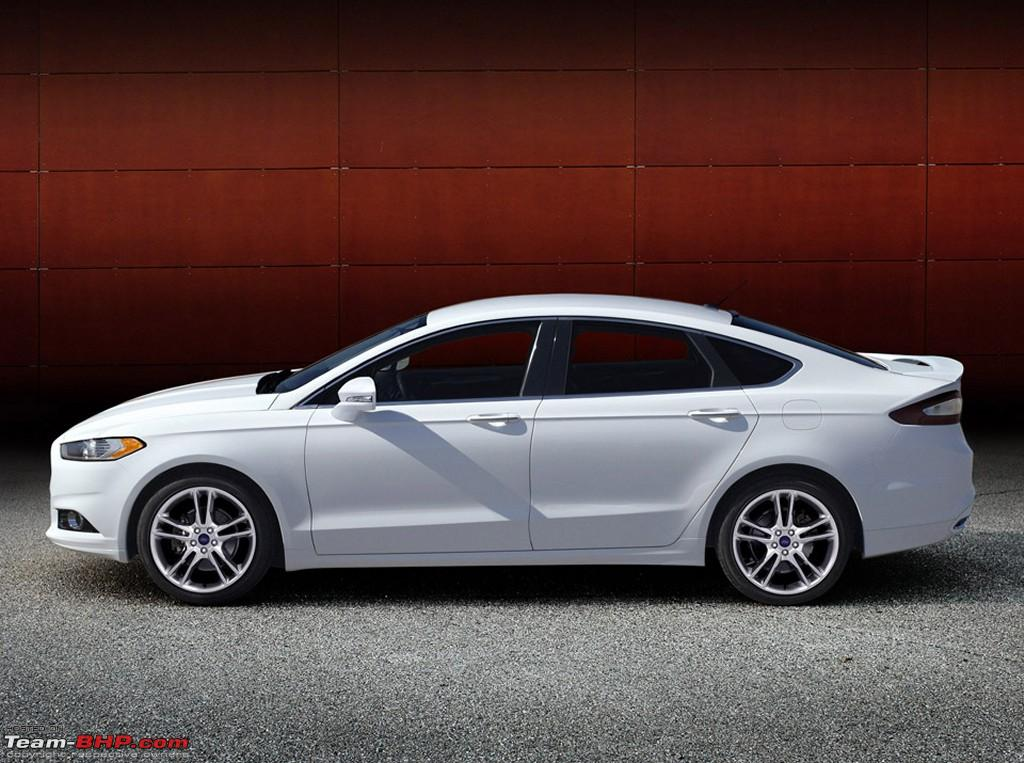 Ford Mondeo 2.3 2013 photo - 9
