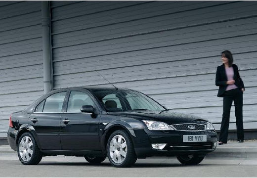 Ford Mondeo 2.5 1993 photo - 11