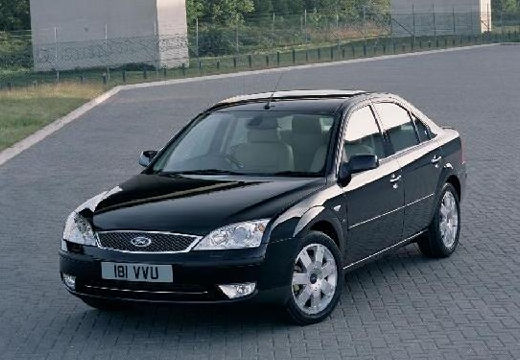 Ford Mondeo 2.5 1993 photo - 12