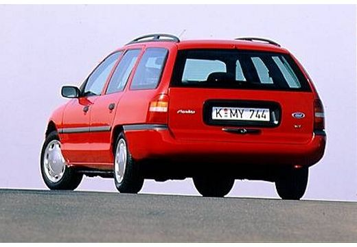 Ford Mondeo 2.5 1993 photo - 3