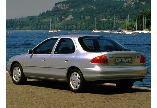 Ford Mondeo 2.5 1993 photo - 5