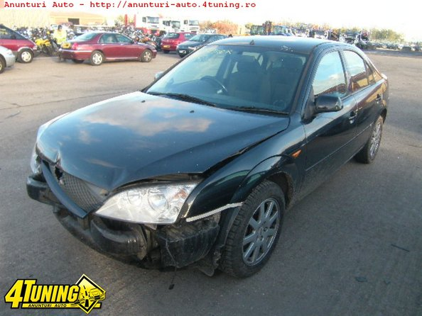 Ford Mondeo 2.5 1995 photo - 12