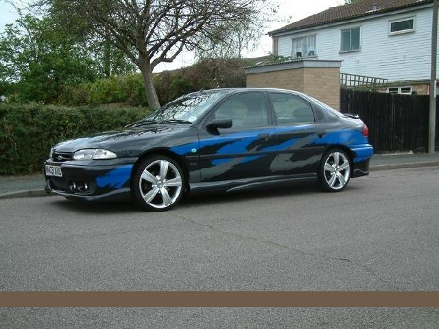 Ford Mondeo 2.5 1995 photo - 2