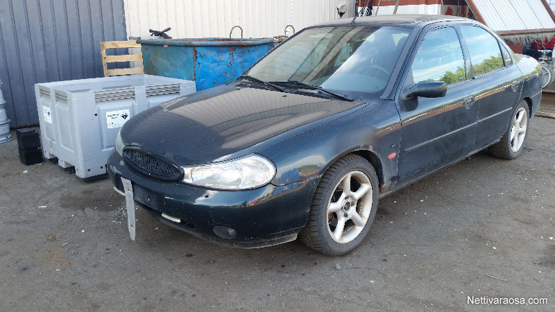 Ford Mondeo 2.5 1995 photo - 5
