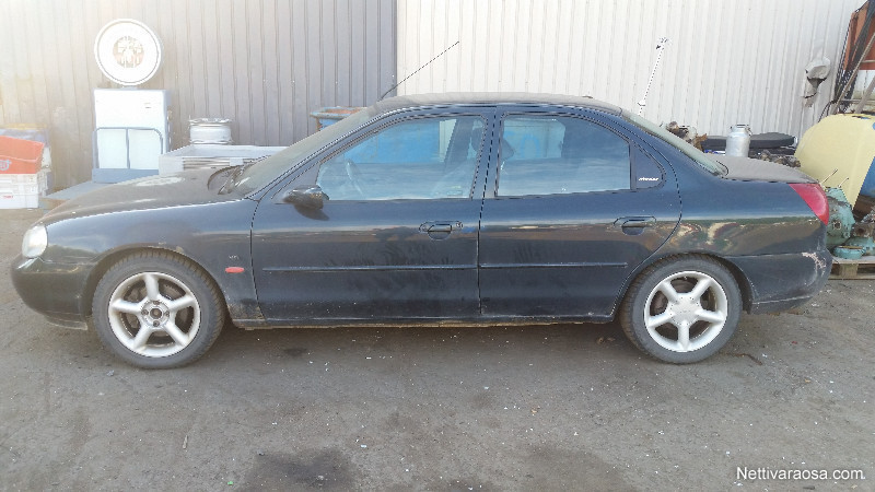 Ford Mondeo 2.5 1995 photo - 7