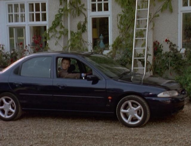 Ford Mondeo 2.5 1996 photo - 1
