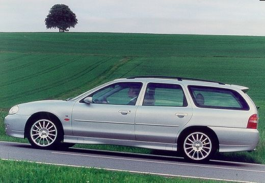 Ford Mondeo 2.5 1996 photo - 2