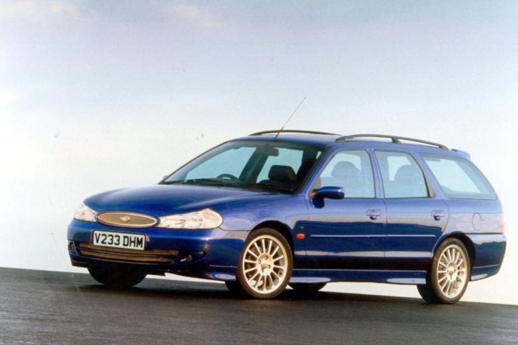 Ford Mondeo 2.5 1996 photo - 3