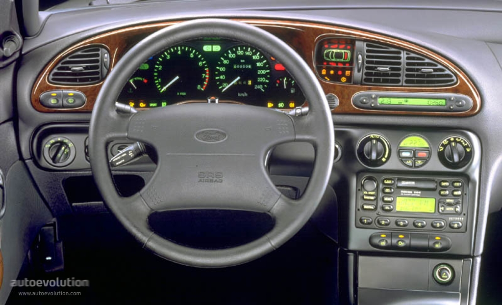 Ford Mondeo 2.5 1996 photo - 9