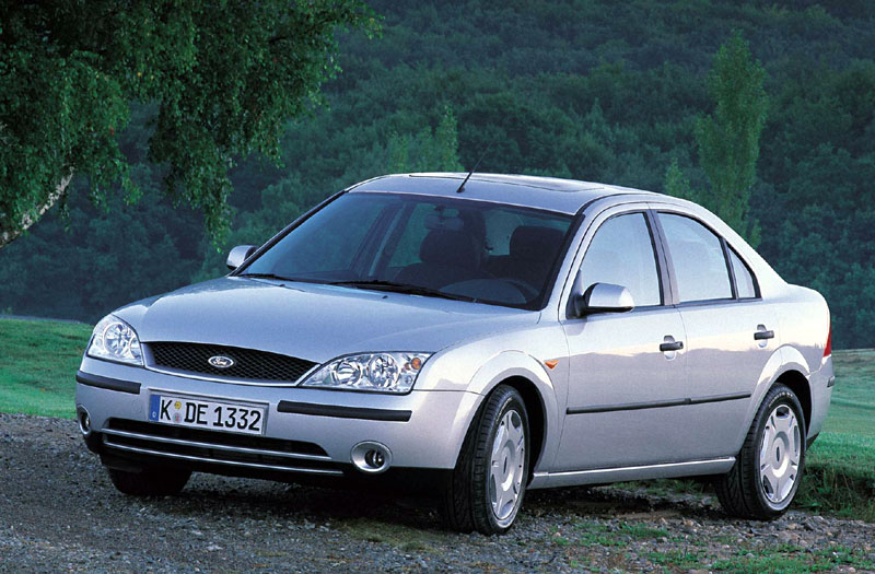 Ford Mondeo 2.5 2002 photo - 1