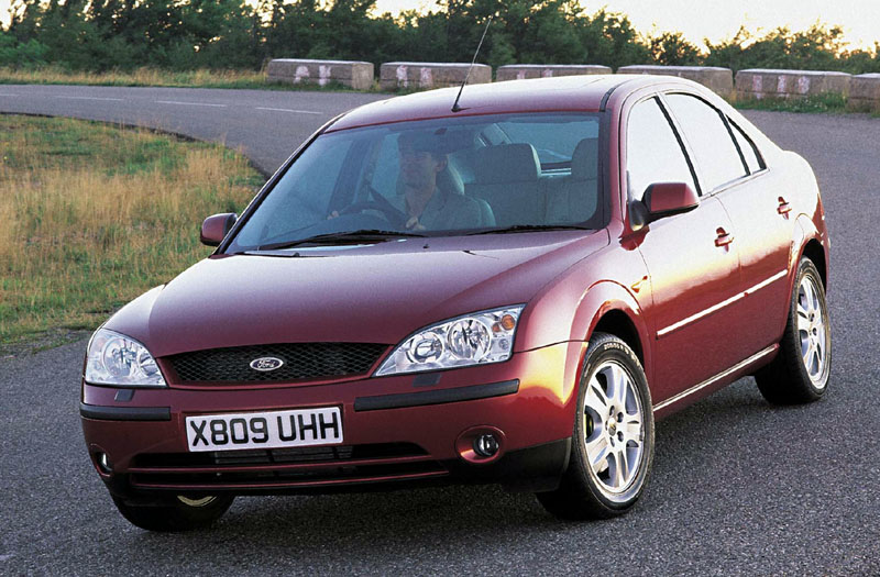 Ford Mondeo 2.5 2002 photo - 6