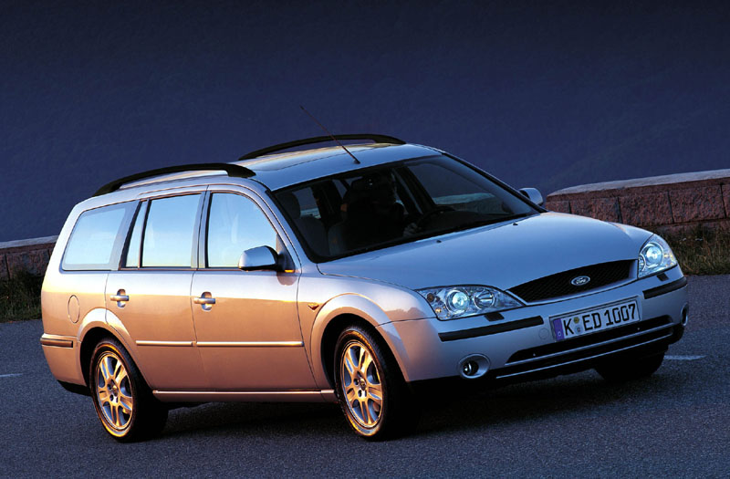 Ford Mondeo 2.5 2002 photo - 7