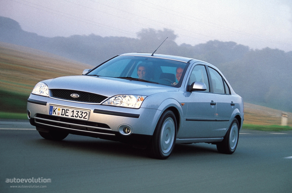 Ford Mondeo 2.5 2003 photo - 1