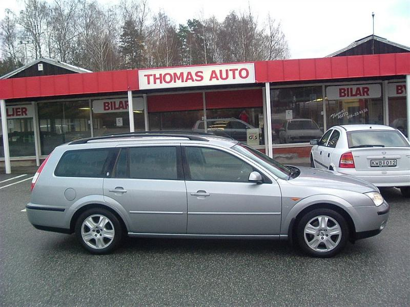 Ford Mondeo 2.5 2003 photo - 12