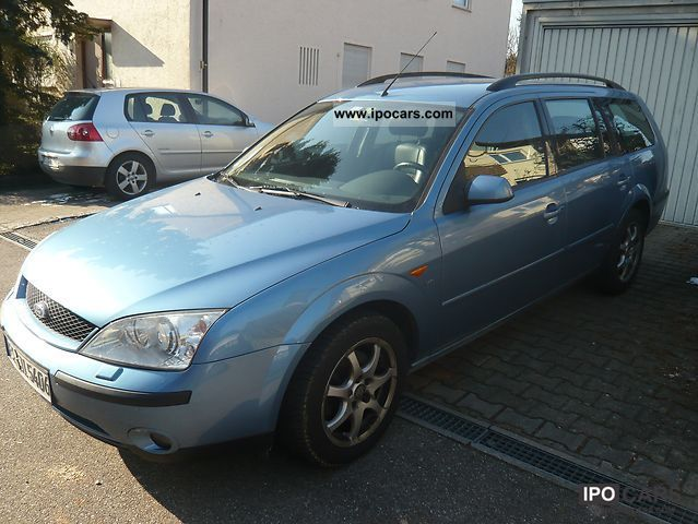 Ford Mondeo 2.5 2003 photo - 5