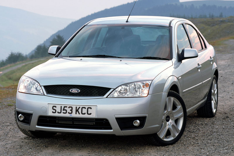 Ford Mondeo 2.5 2003 photo - 9