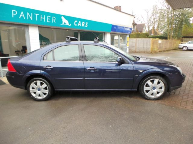 Ford Mondeo 2.5 2004 photo - 4