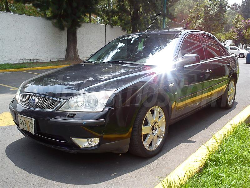 Ford Mondeo 2.5 2004 photo - 5