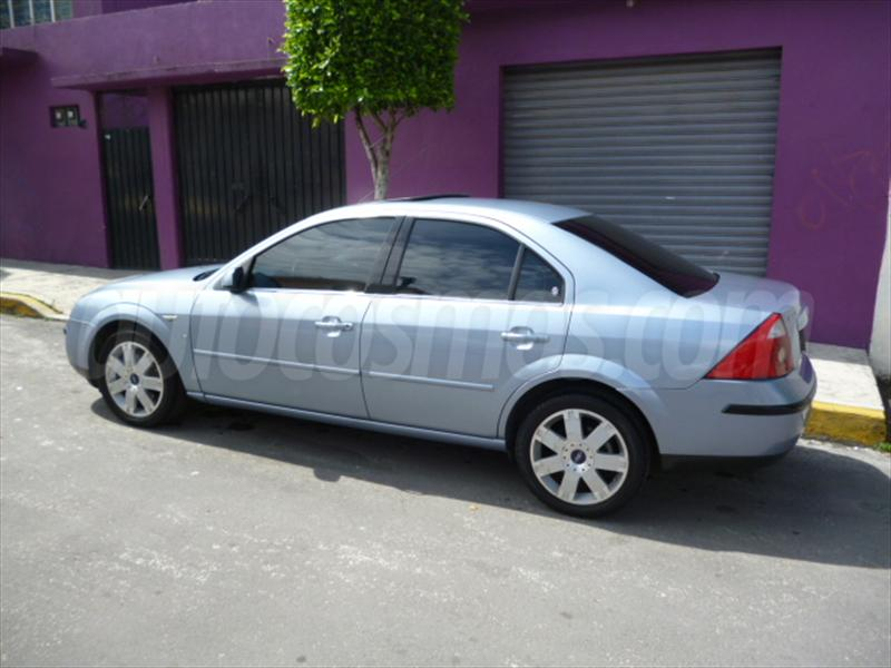 Ford Mondeo 2.5 2004 photo - 6