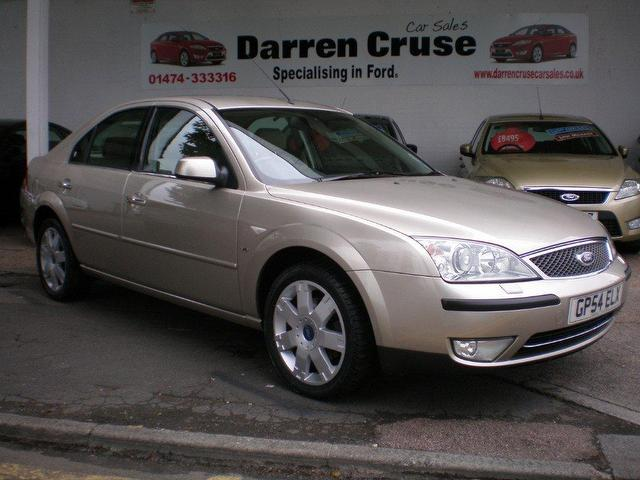 Ford Mondeo 2.5 2005 photo - 2
