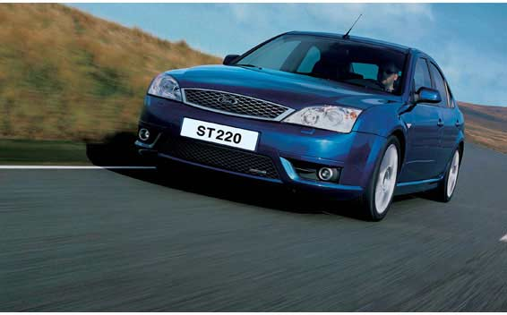Ford Mondeo 2.5 2005 photo - 6