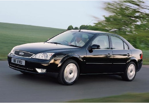 Ford Mondeo 2.5 2005 photo - 7