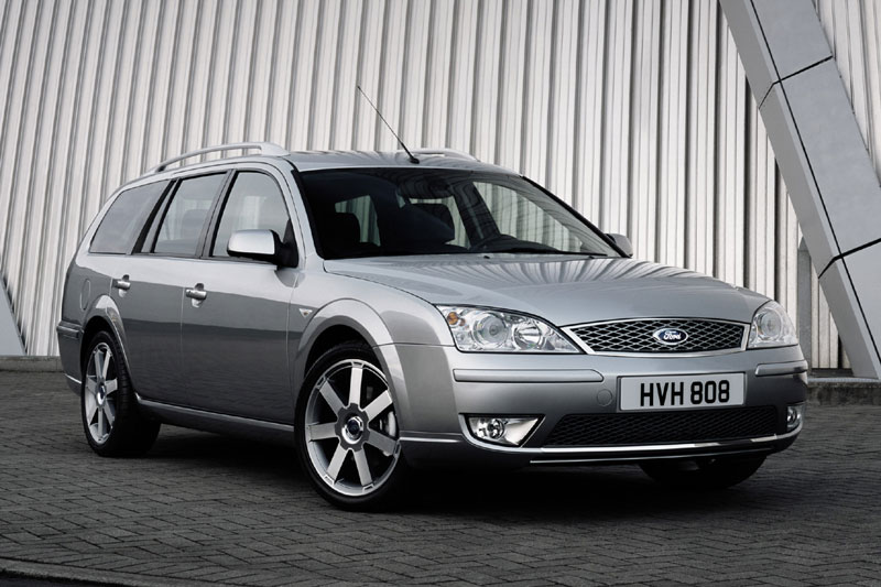 Ford Mondeo 2.5 2005 photo - 8