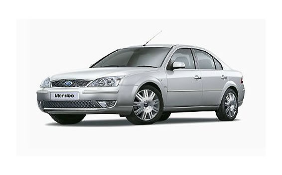 Ford Mondeo 2.5 2005 photo - 9