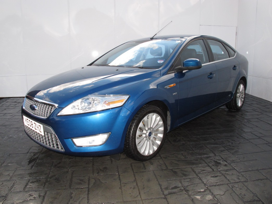 Ford Mondeo 2.5 2008 photo - 1