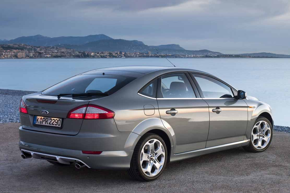 Ford Mondeo 2.5 2008 photo - 10
