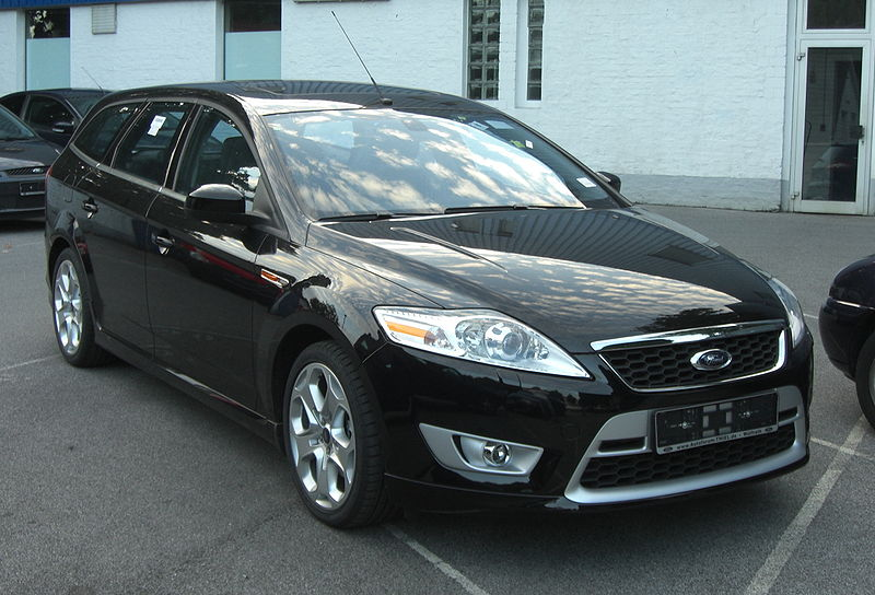 Ford Mondeo 2.5 2008 photo - 11