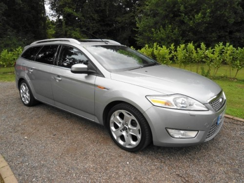 Ford Mondeo 2.5 2008 photo - 5