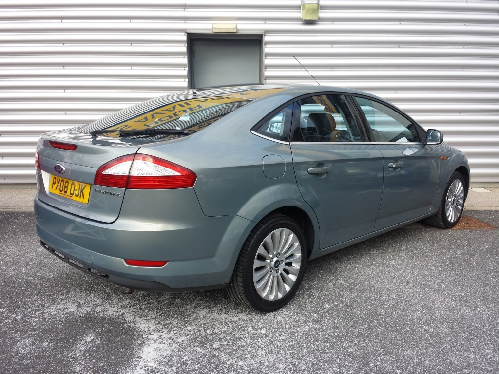 Ford Mondeo 2.5 2008 photo - 8