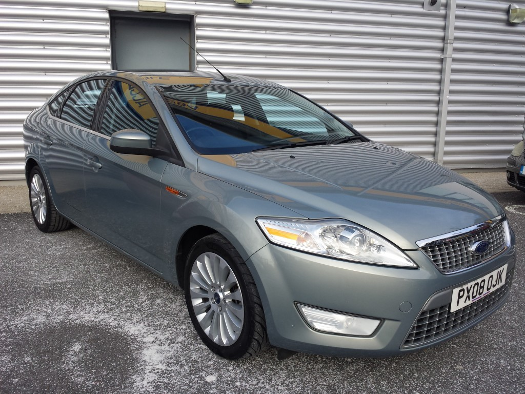 Ford Mondeo 2.5 2008 photo - 9