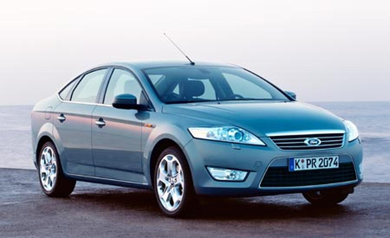 Ford Mondeo 2.5T 2008 photo - 1