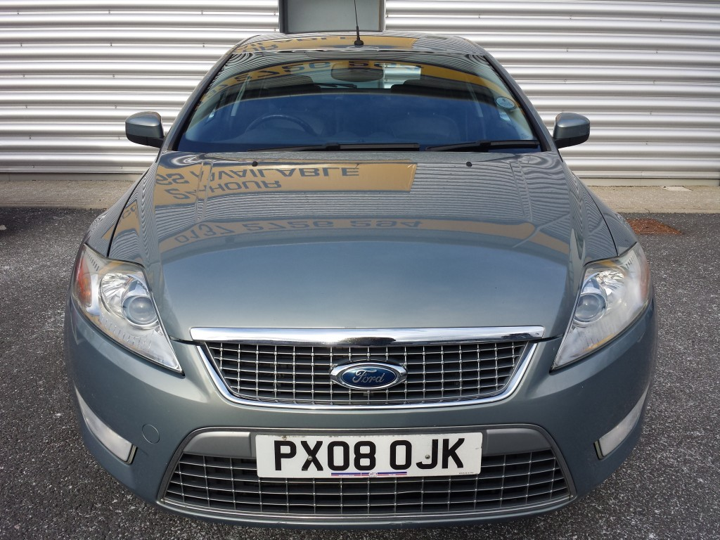 Ford Mondeo 2.5T 2008 photo - 11