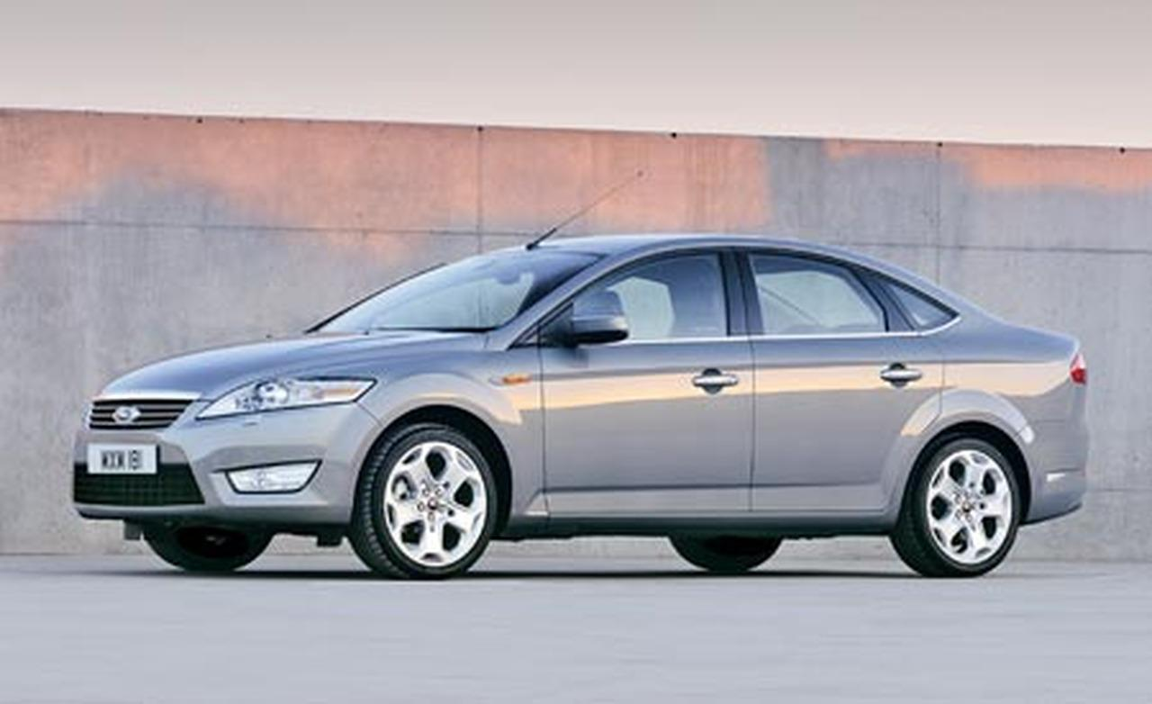 Ford Mondeo 2.5T 2008 photo - 2