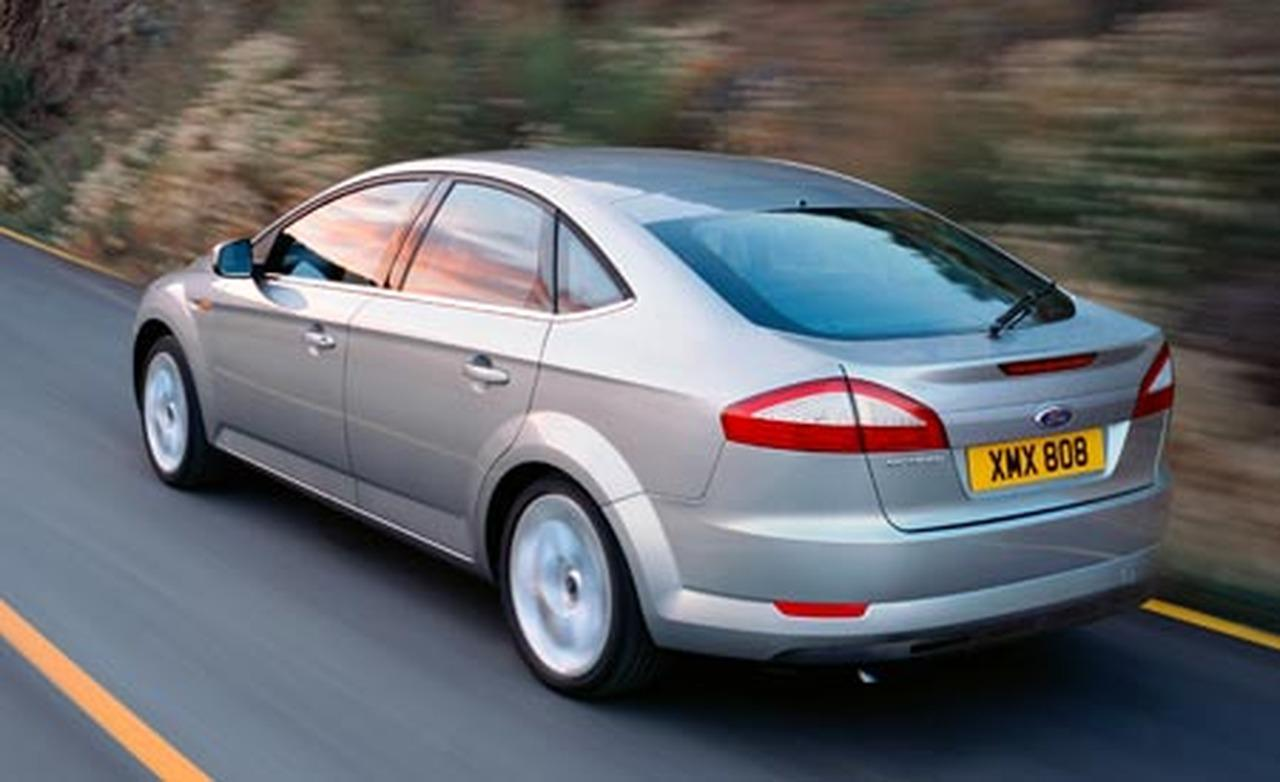 Ford Mondeo 2.5T 2008 photo - 3