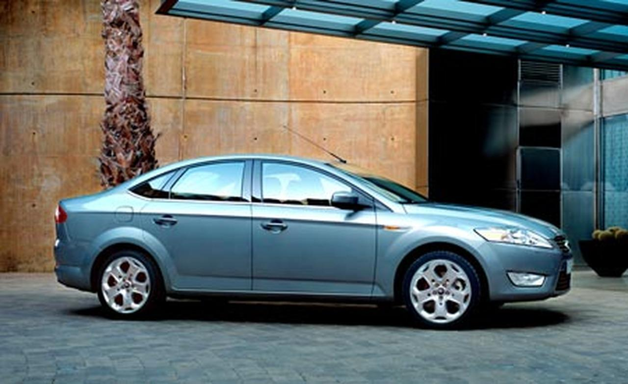 Ford Mondeo 2.5T 2008 photo - 4