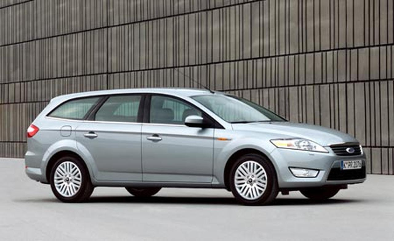 Ford Mondeo 2.5T 2008 photo - 6