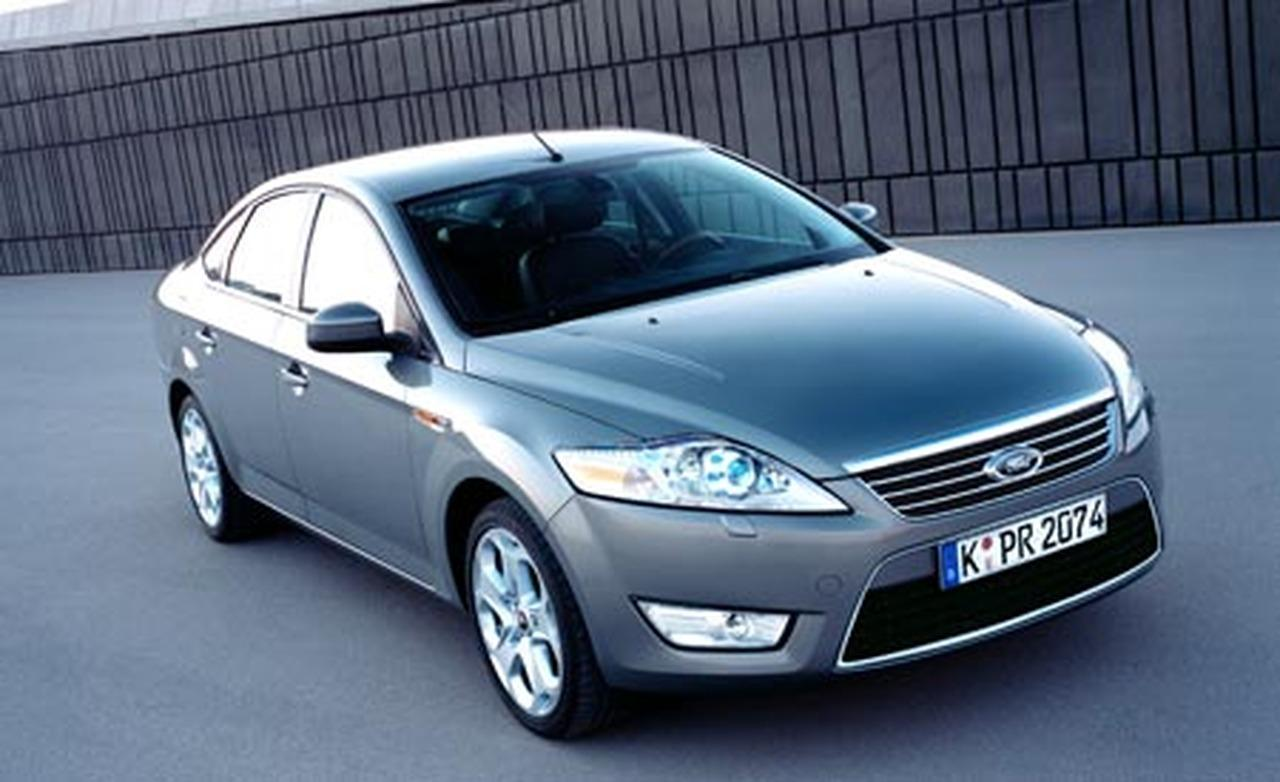 Ford Mondeo 2.5T 2008 photo - 7
