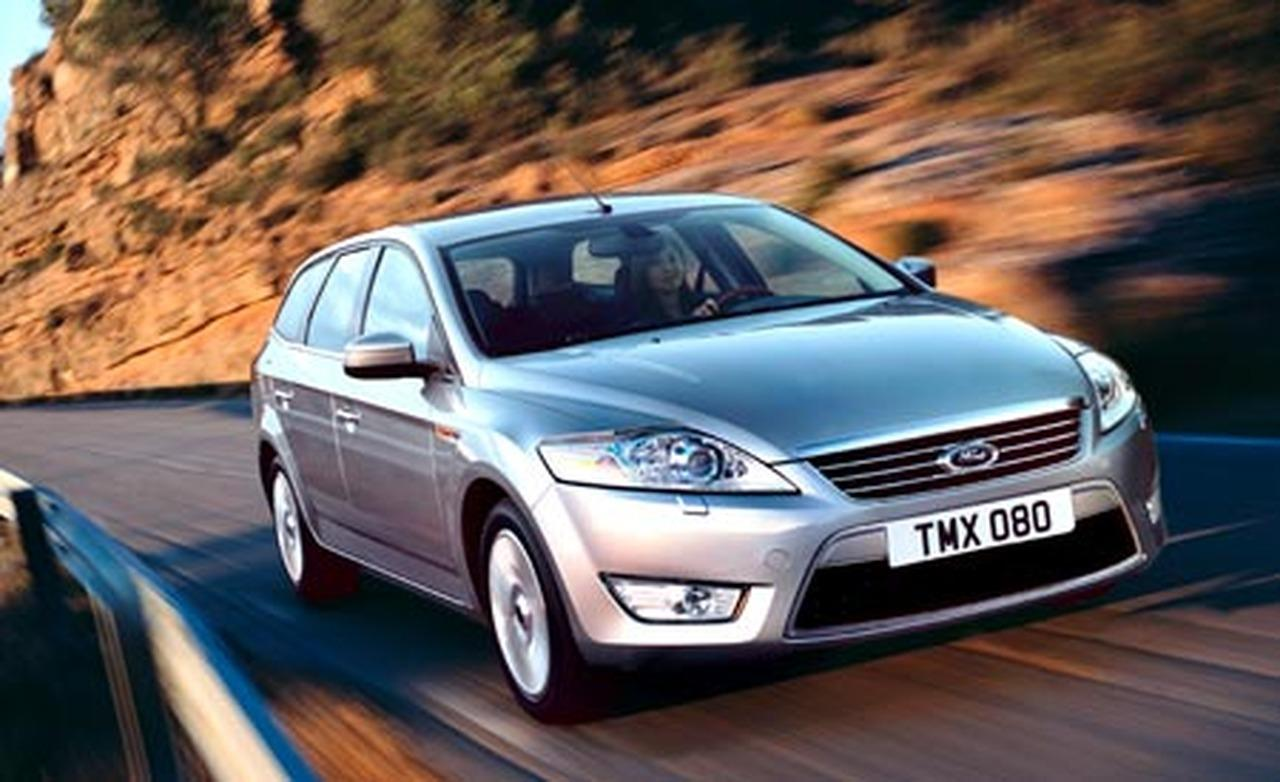 Ford Mondeo 2.5T 2008 photo - 8