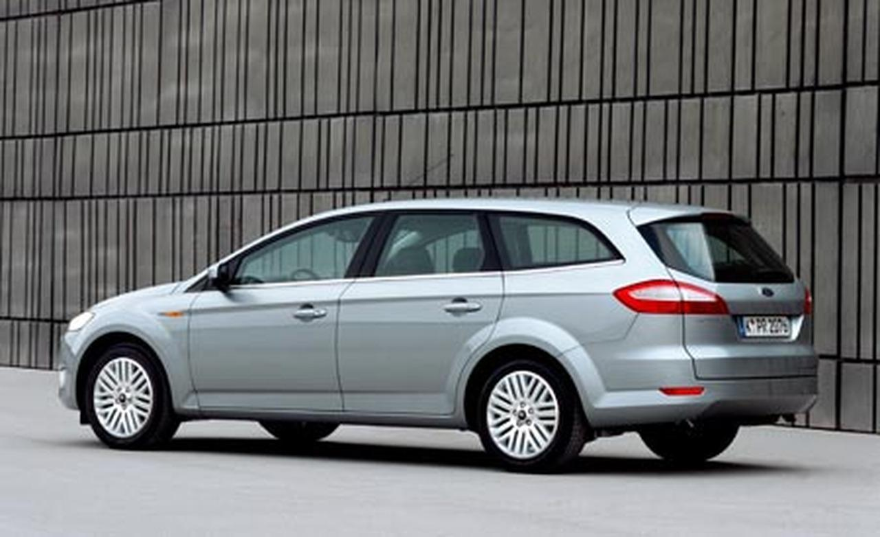 Ford Mondeo 2.5T 2008 photo - 9