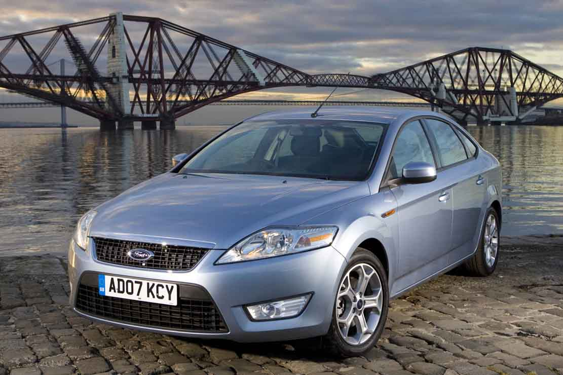 Ford Mondeo 2.5T 2010 photo - 5