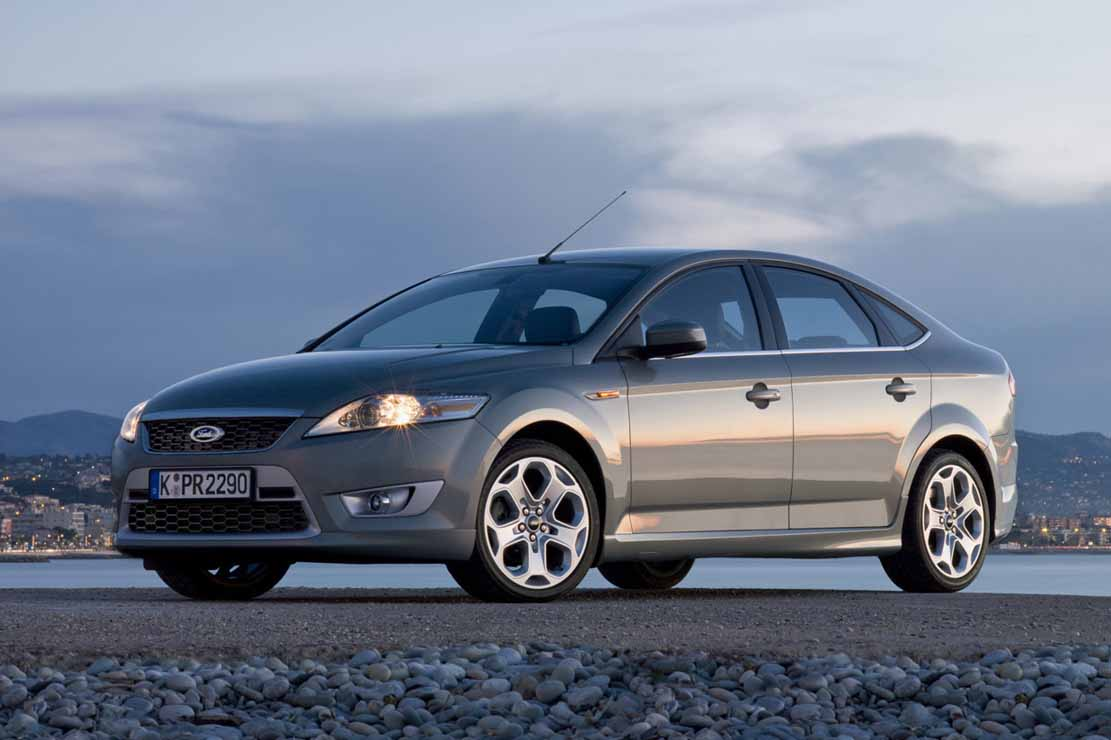 Ford Mondeo 2.5T 2010 photo - 7