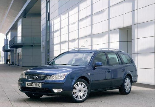 Ford Mondeo 3.0 2000 photo - 12